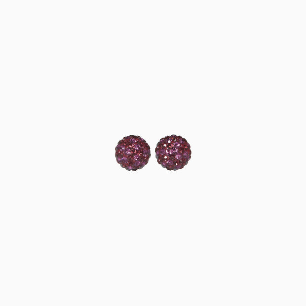 Sugarplum Sparkle Ball™ Stud Earrings