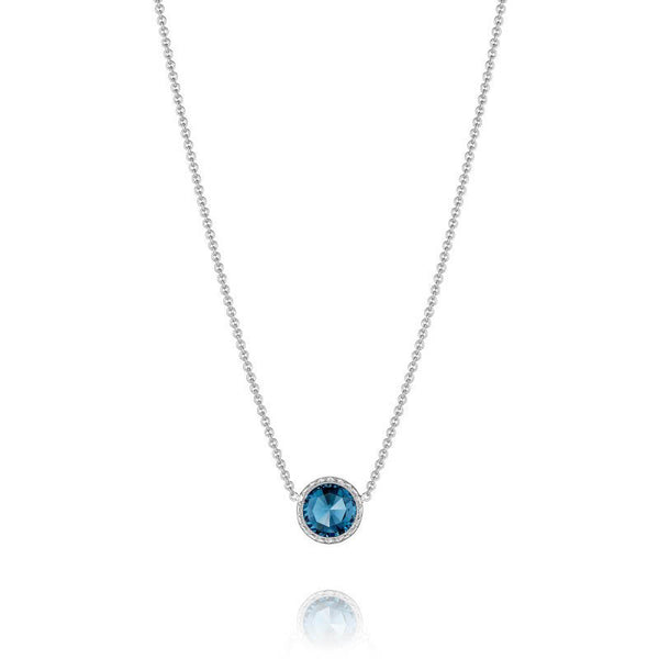 Island Rains Floating Bezel Necklace - SN15333