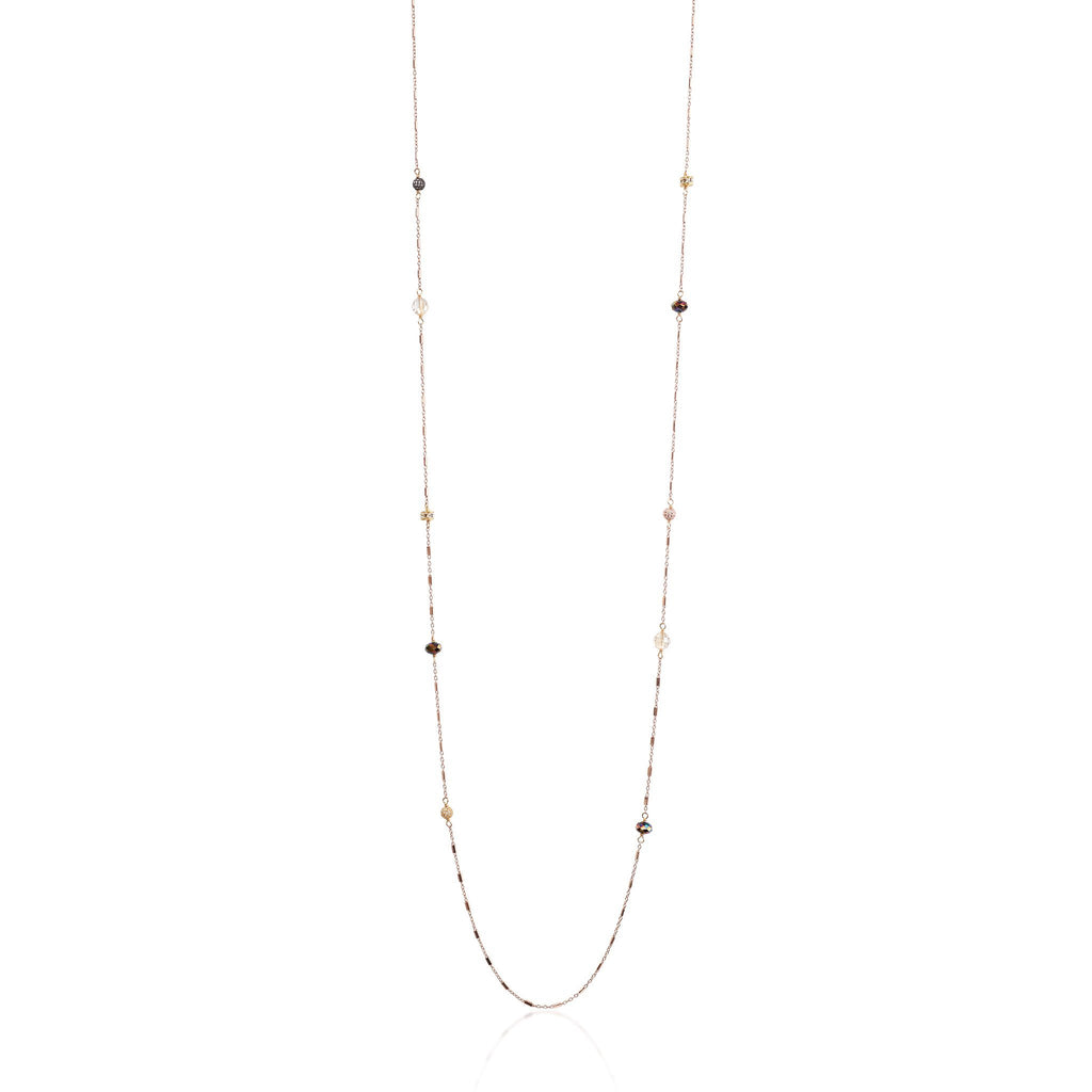 Vega Necklace Long