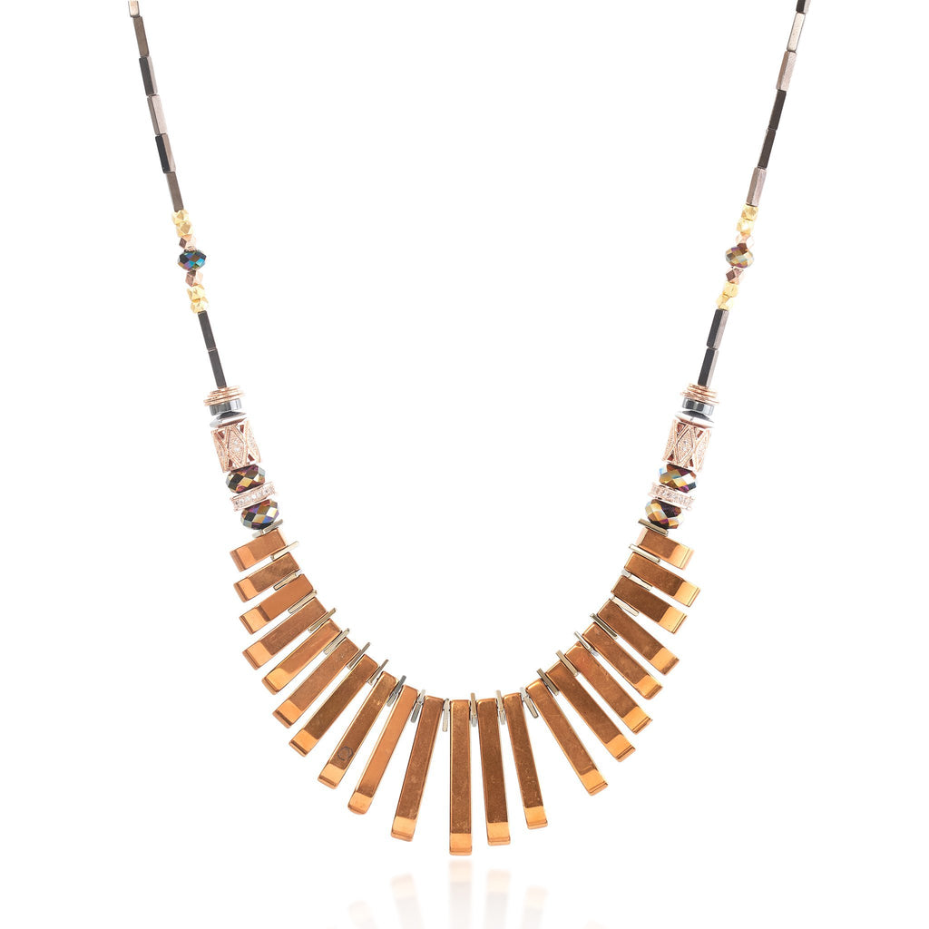Vega Statement Necklace