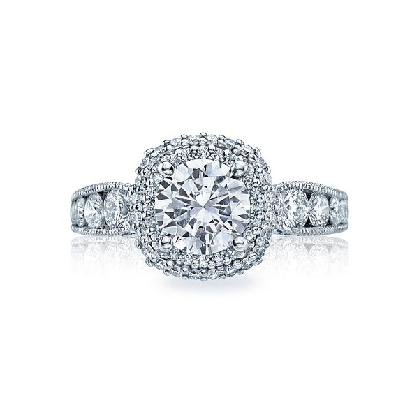 Tacori Blooming Beauties - HT 2521 CU 6.5 W