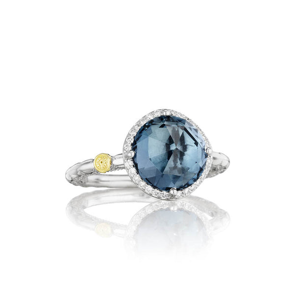 Island Rains Pavé Simply Gem Ring - SR14533