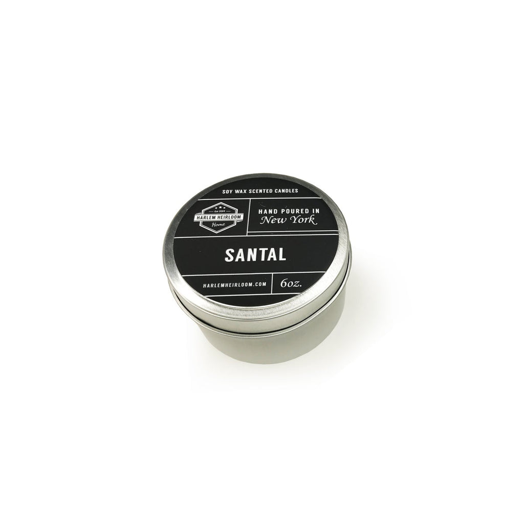Santal Soy Travel Candle