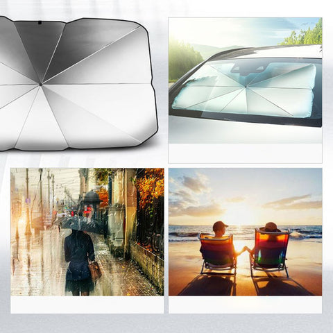 Car Interior Sunshade Umbrella