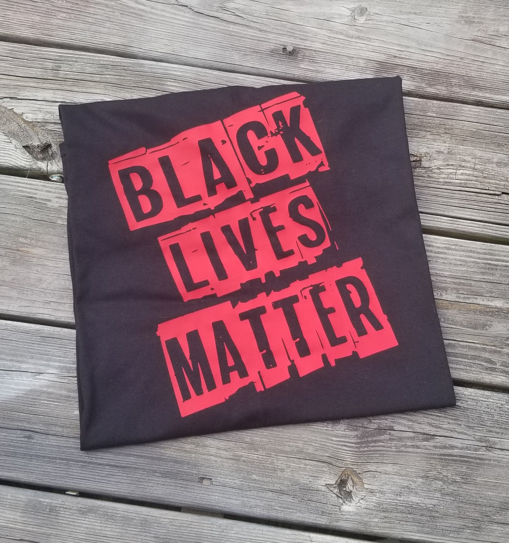 Kids Black Lives Matter Tee-African American Culture