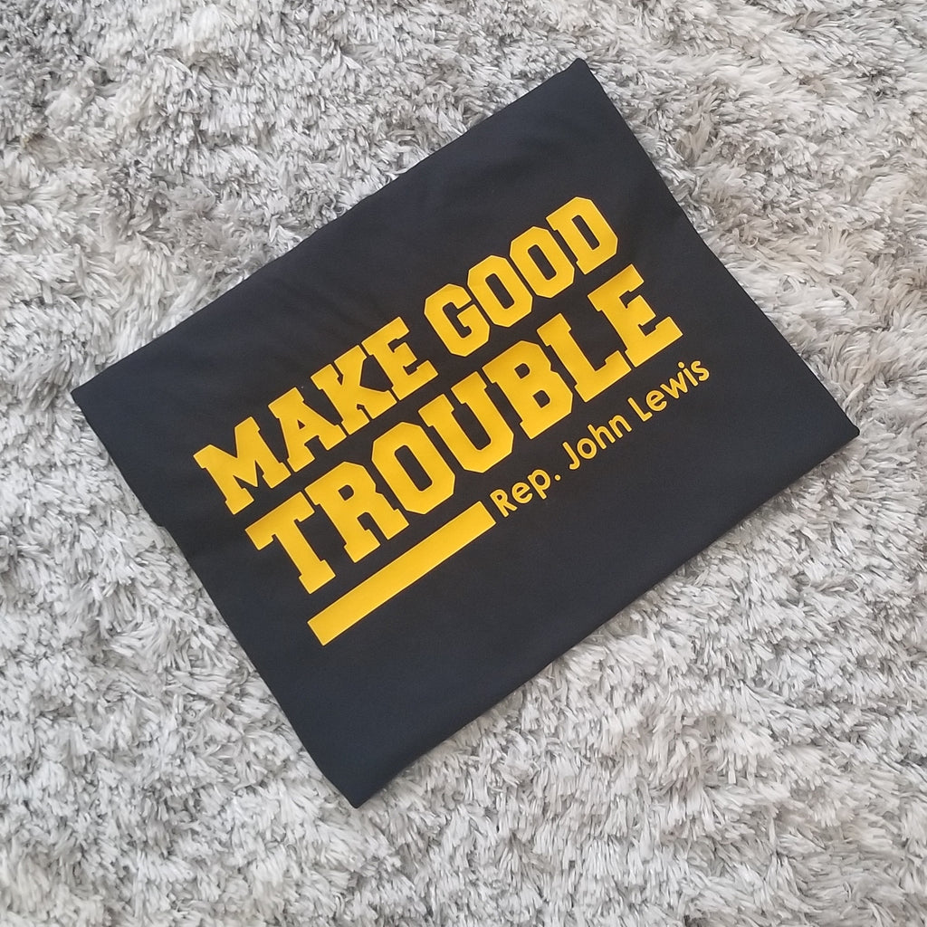 Infant/Toddler Make Good Trouble Tee