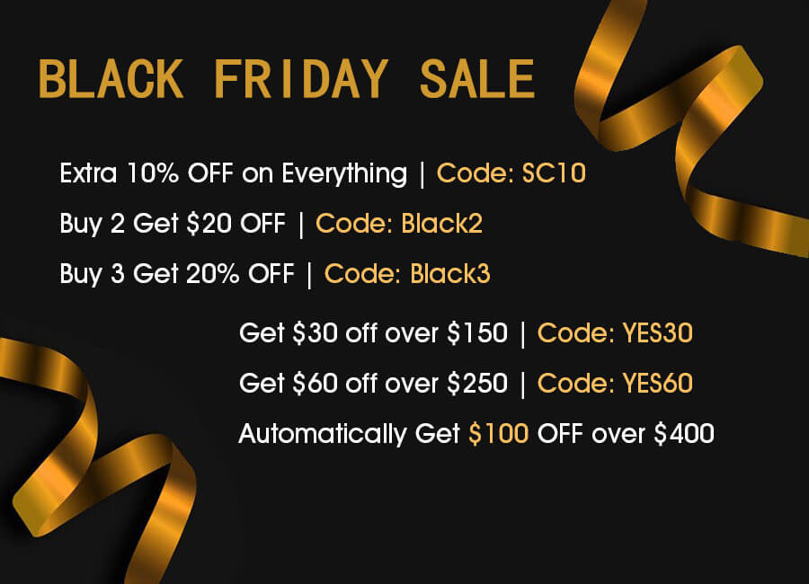SCULPTSHE BLACK FRIDAY SALE