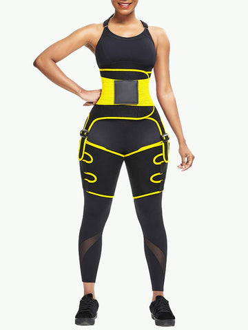 Sculptshe Detachable Waist and Thigh Trimmer Ultra Sweat