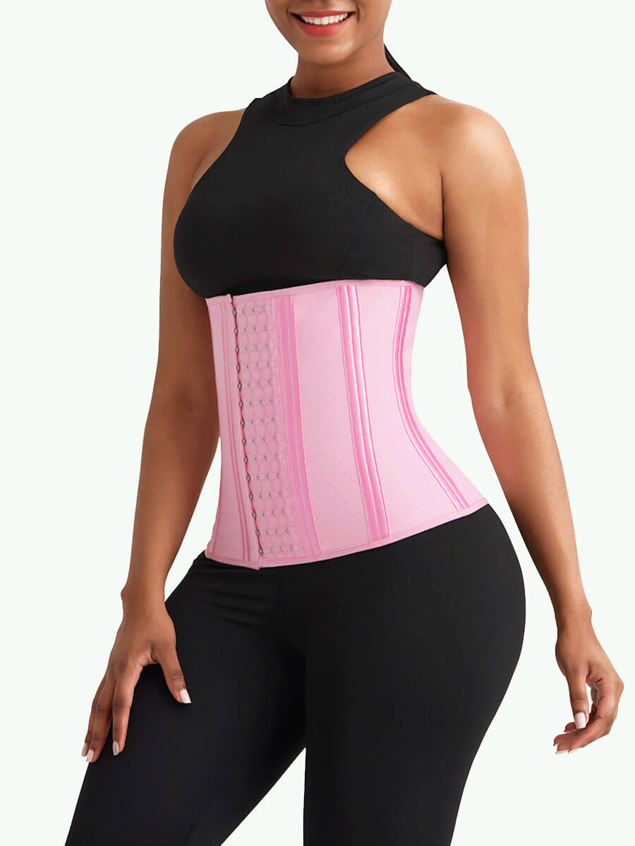 best workout latex waist trainer