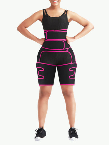 Sculptshe 3-In-1 Waist and Thigh Trimmer Butt Lifter