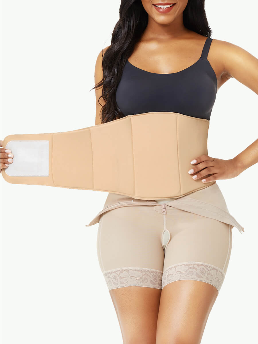 Sculptshe 360 Lipo Foam Post Surgery Abdominal Board
