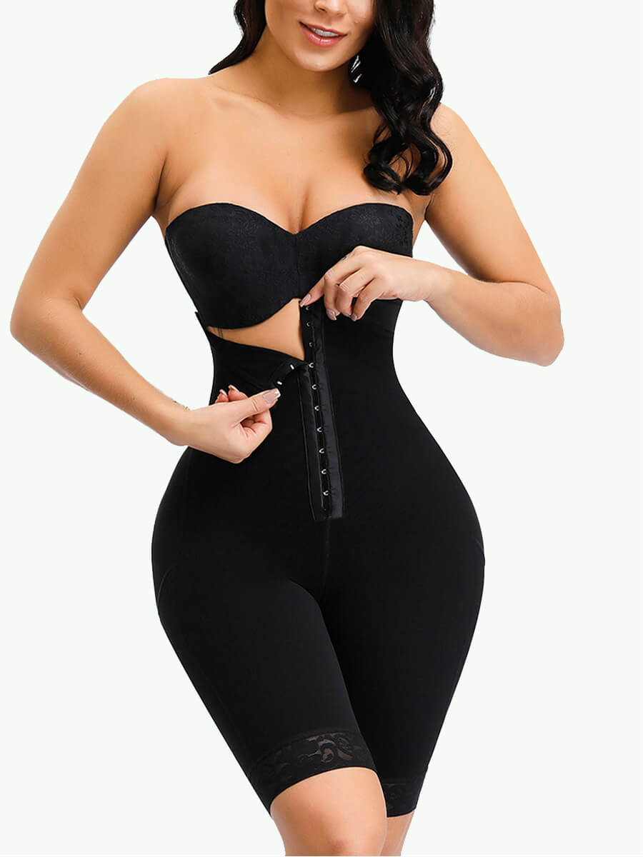 Sculptshe Adjustable High Waist Butt Enhancer Panty