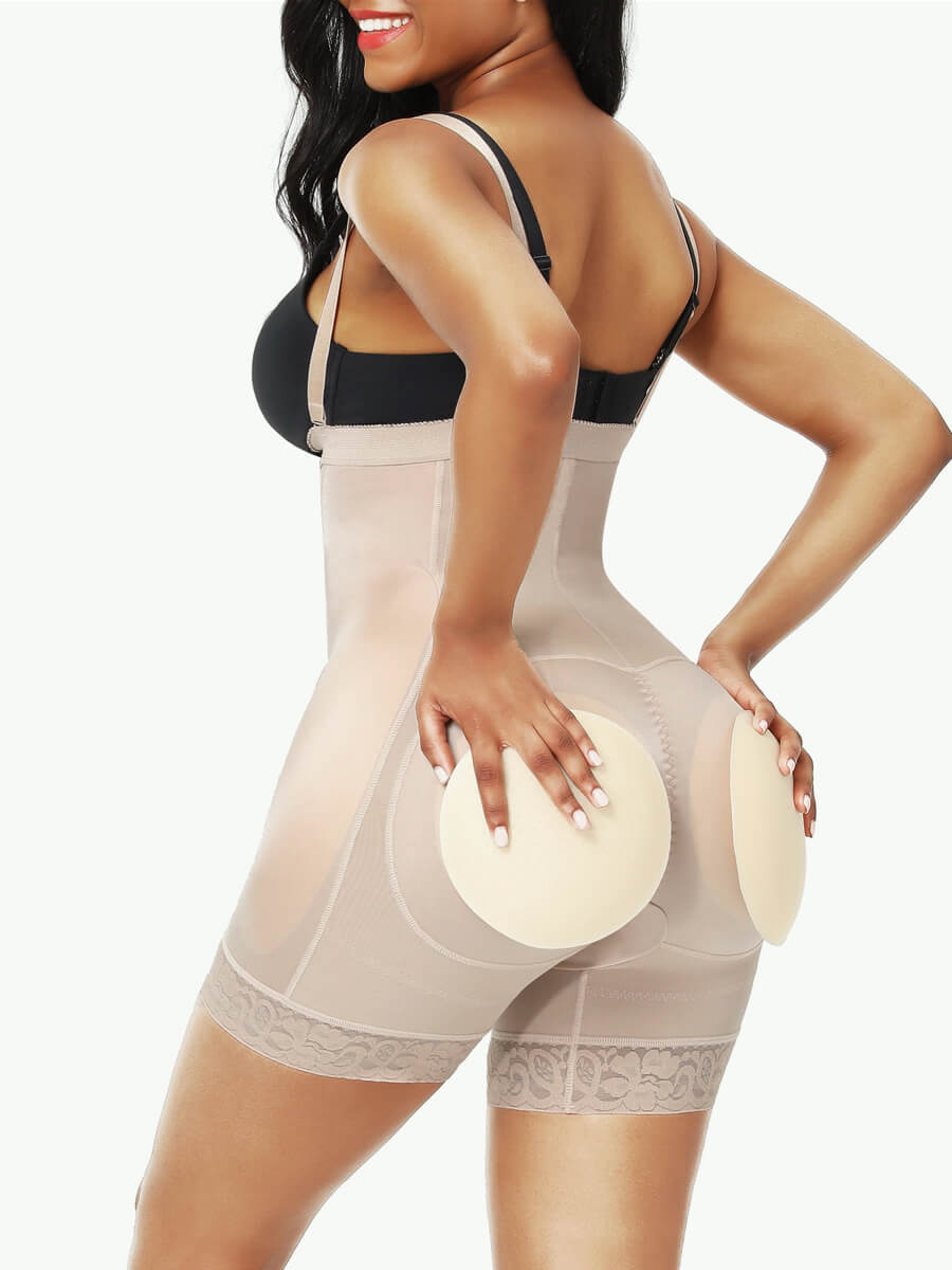 butt lifter shapewear bodysuits