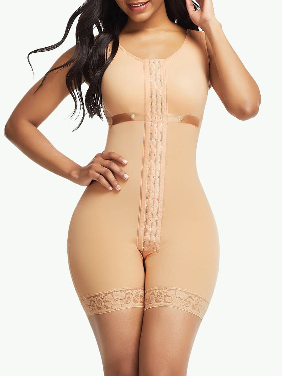 Full Body Suit Surgery Compression Garment