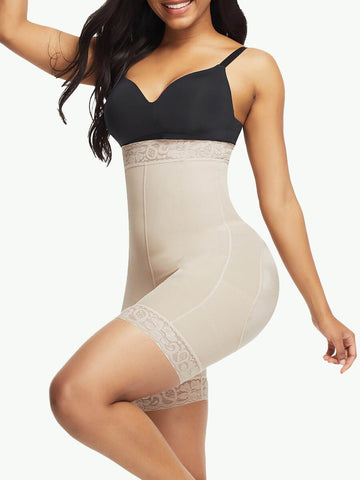 Sculptshe High Waist Shapewear Shorts