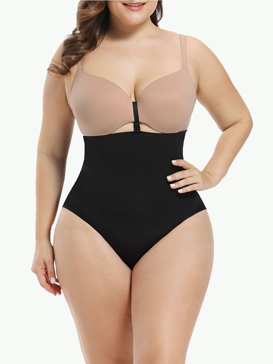 Sculptshe Seamless High Waist Tummy Control Under Dress Panty