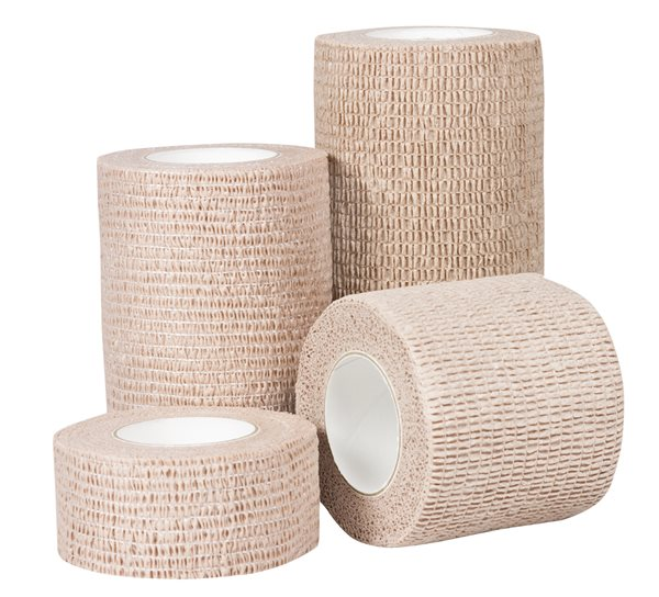 Cohesive Bandages SKIN 25mm x 4.5m