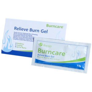 Burn Gel, Single Sachet