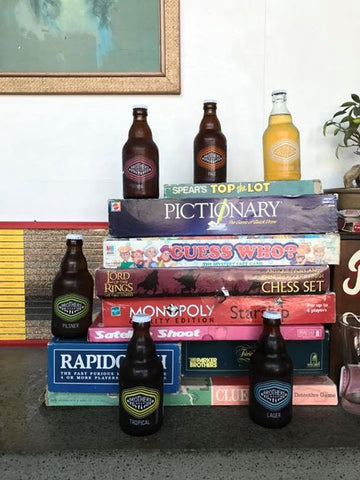 Beers and Boardgames - CWD - Wednesday 17th May - from 6pm poster