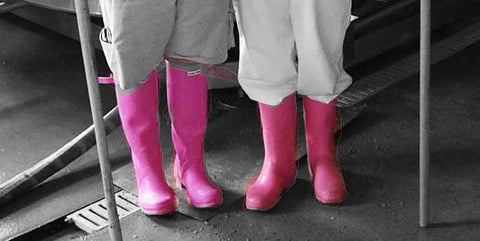 Sisters - Pink Boots Society Tap Takeover - 15th June poster