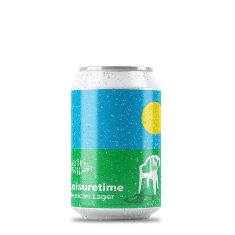 Leisuretime Lager 330ml - 20PK