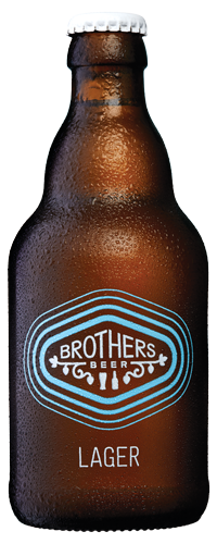 Brothers Lager 330ml