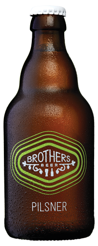 Brothers Pilsner 330ml