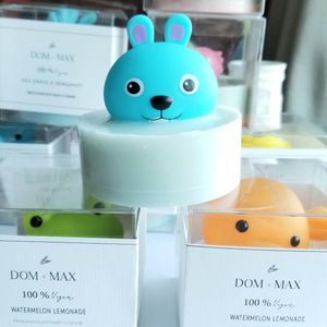 Baby Soap Bar with Squishy Toy