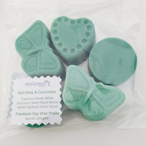 Soy Wax Melts/Tarts (One-Piece and 5-Pieces Packaging)