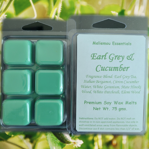 Soy Wax Melts / Tarts (Clamshell Container)