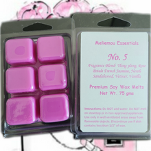 Load image into Gallery viewer, Soy Wax Melts / Tarts (Clamshell Container)