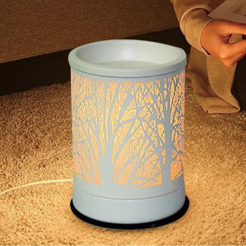 Electric Wax Melt/Oil Metal Warmer Lamp (220V)