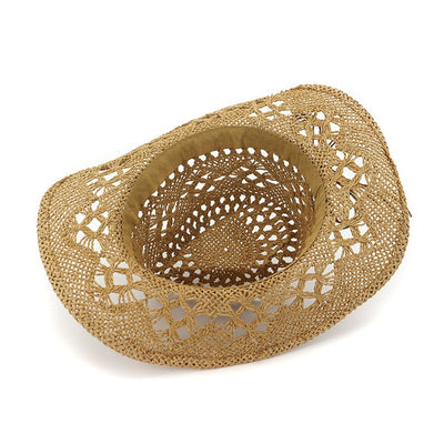 Hollowed Handmade Hat