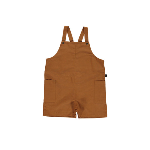 HONEY Short Pocket Dungarees