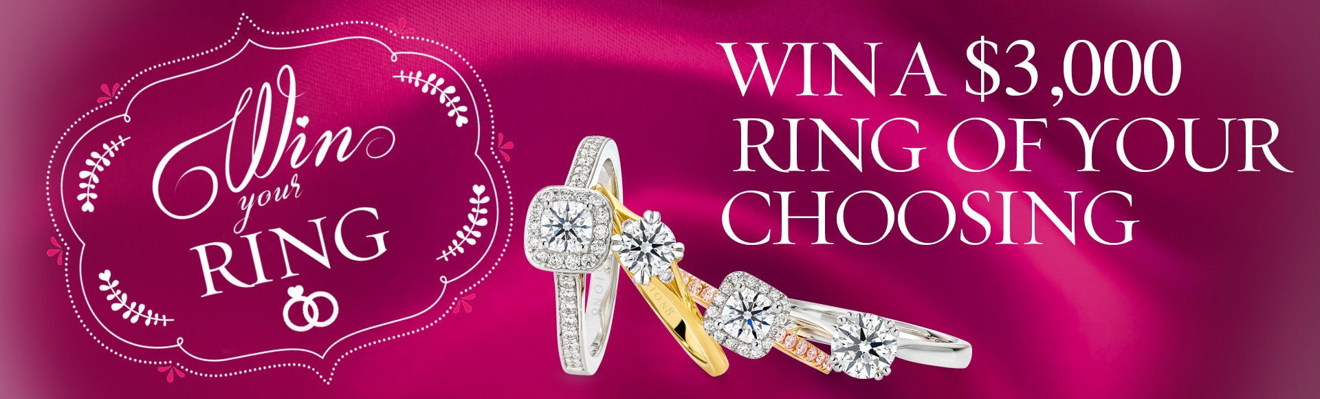 Win Your Ring