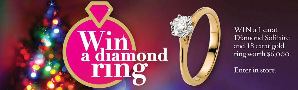 Win A Diamond Ring Competition