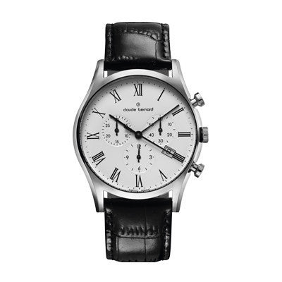 Claude Bernard Mens Dress Watch - 10218_3_BR