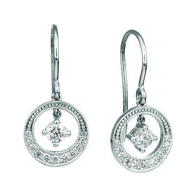 Passion 8 Diamond Earrings