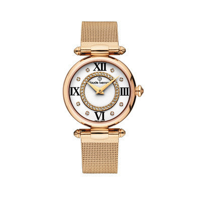 Claude Bernard Dress Code Ladies Watch