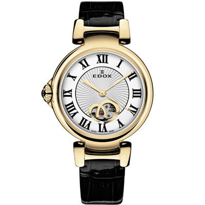 Edox Dress Watch - 8502537RCARR