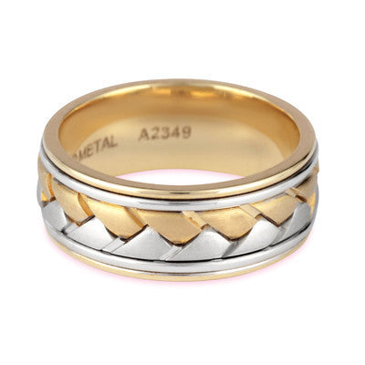 Gents Wedding Ring - HJ 2349