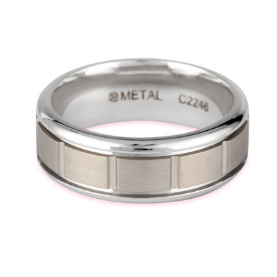 Gents Wedding Ring - HJ 2246