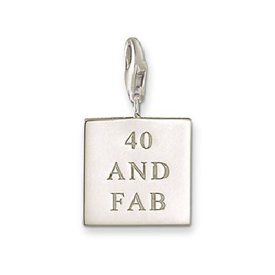 Charm - 40 And Fab - CC078