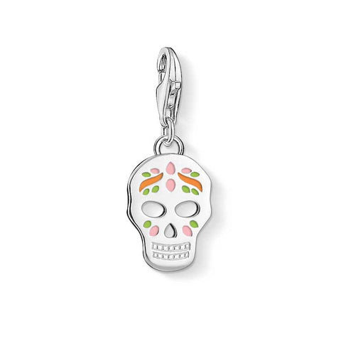 Charm Club - Mexican Skull - CC1436