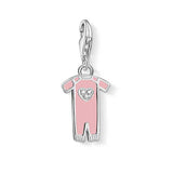 Charm Club - Pink Baby Grow - CC1455