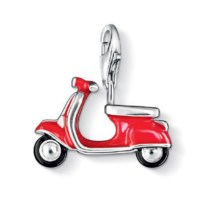 Charm Club - Scooter Red - CC827