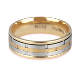 Gents Wedding Ring - HJ 1116