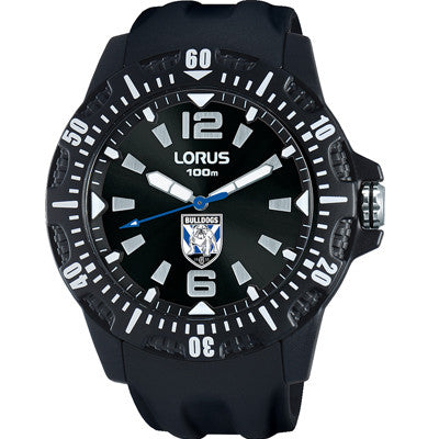 Lorus NRL Bulldogs Watch - RRX63EX-9