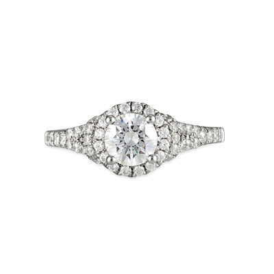 Hennings Signature Diamond Halo