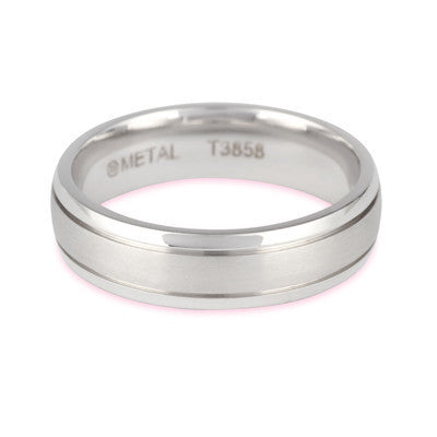 Gents Wedding Ring - HJ 3858